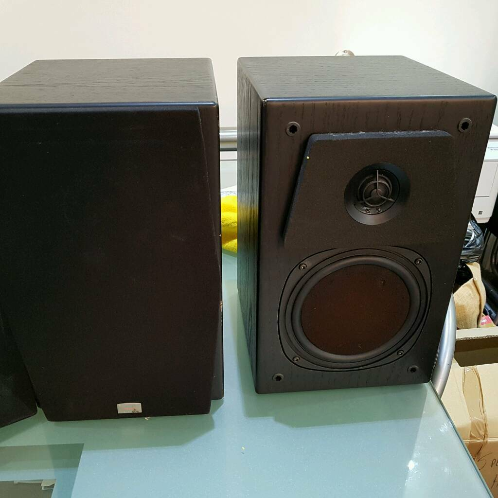 Phase Technology PC11 Series 2 Bookshelf Speakers