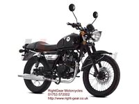 *Brand New* 66 plate Lexmoto Valiant 125 learner. Warranty, Delivery, Part-ex 20-01