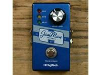 Digitech jamman express xt guitar looper pedal
