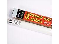 """Reptile Vivarium 10.0 UVB 36"""" 30 Watt Fluorescent Desert Tube Lamp T8"""