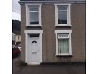 Two Bedroom House to Rent in Briton Ferry £400 PCM