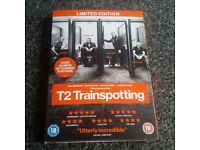 Trainspotting 2 Limited Edition DVD Unopened
