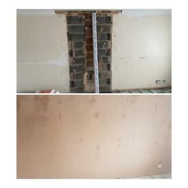All aspects of plastering in Nottingham