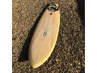Surfboards x 3 - Fish, Mini Mal and Shortboard
