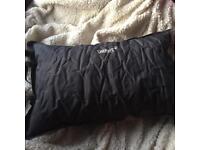 Gelert blow up/roll up pillow