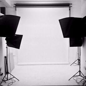 Photo/Art/Video Studio in Clapham