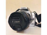 Canon EOS 400D + Sigma 70-300mm + Canon 50mm F1:8