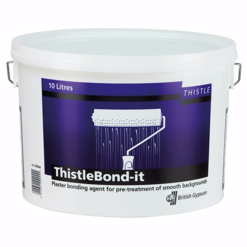 Thistle Bond-It - High Performance Plaster Bonding Agent @@2x 10 Litres@@