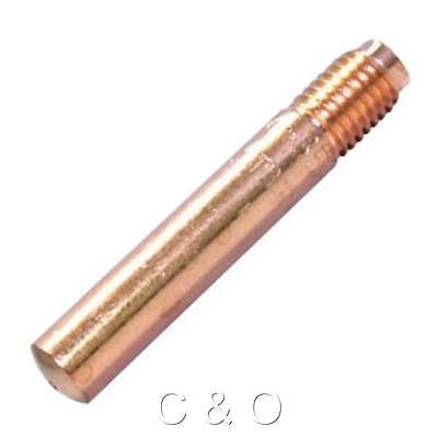 Snap-on Mig Welder 10pc .045 Contact Tips - Fm140 Ya212 Ya204 - Tweco Lincoln