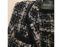 Primark suit blazer and skirt size 8-10