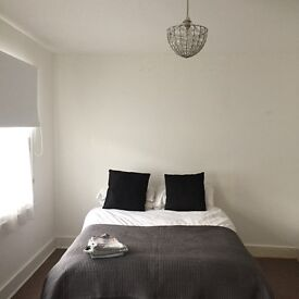 Large Bedroom in cosy 2 bed flat CLAPHAM NORTH
