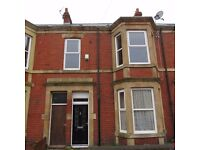 2 bed upper flat available on Emily street, Walker, NE6 2QY