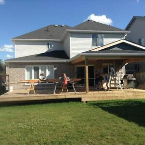 New Home / Cottage Construction & Addition / Renovations Cornwall Ontario image 5