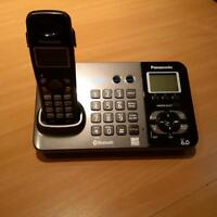 Panasonic 2-line home/office phone with bluetooth DECT 6.0