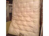 King size mattress,superb condition,£85.00