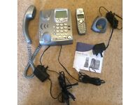 BT Diverse 6350 twin phone and answering machine