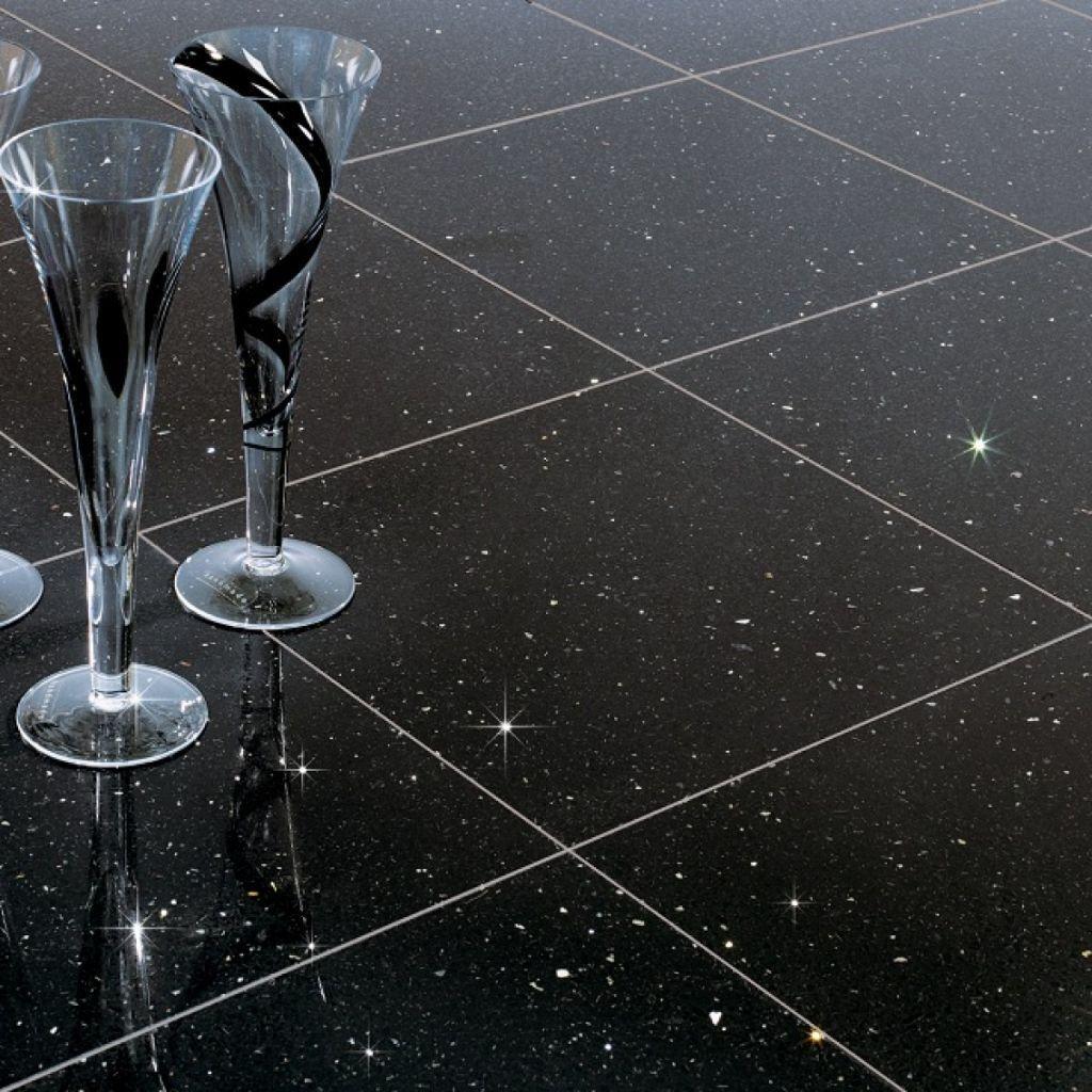 Black Quartz Stardust Starlight Sparkle Tiles  Sizes 40x40  30x60  60x60. Black Quartz Stardust Starlight Sparkle Tiles  Sizes 40x40  30x60