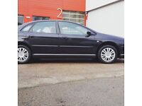 Citroen c5 hatchback with sunroof