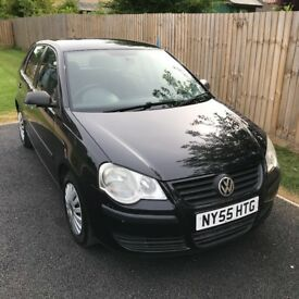 2006 Volkswagen Polo - Black, Hatchback, 1.2, Manual, 5 Door