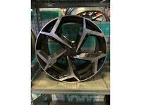 Alloys rims alloy wheels 5x112 fits Audi Vw seat fr Skoda