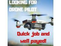 Drone Pilot Needed