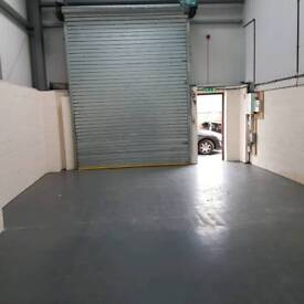 Storage unit available with all bills and secured parking