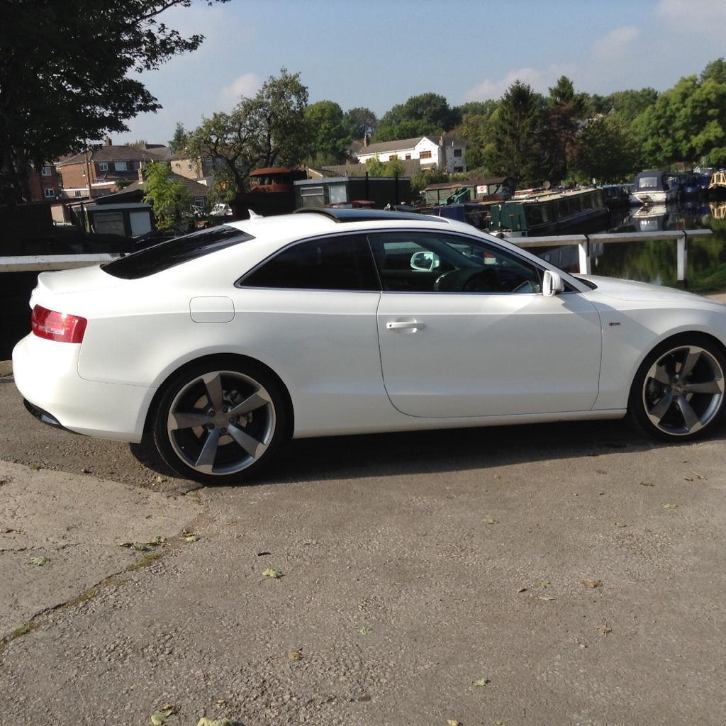Audi A5 Special Edition/huge Spec/bang Olufsen/cruise