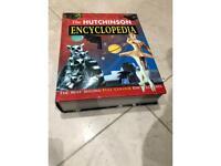 Full colour mint condition encyclopedia