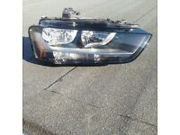 Right side head light for Audi A4