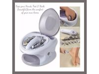 Manicure & Pedicure System - Carmen Nail Kind