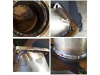 AC/DC TIG Welding SERVICE Aluminium Steel Stainless Welder Fabrication