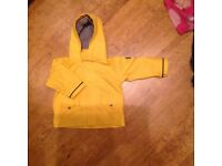 Jojo maman bebe rain jacket