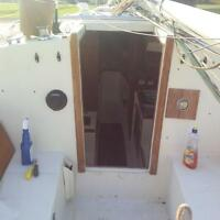 26ft grampian sailboat