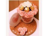 Mum bouquet mug