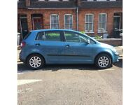 VW Golf Plus Manual 1.4 Petrol Perfect For New Family