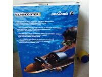 2x sea scooter I I