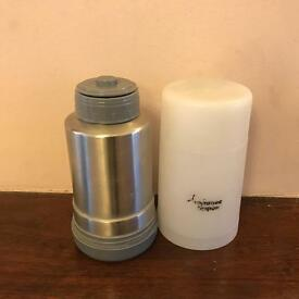 Baby travel flask