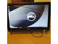 dell inspiron 2310 all in one touch screen pc slim type