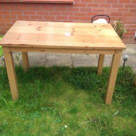 Argos table