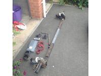 Used Truma motor mover