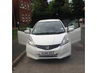 Honda Jazz I - VTEC CVT, Automatic, 2014, White,