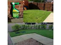 Garden, Fencing , shed and deckings, painting,turfing,grass cutting,patio