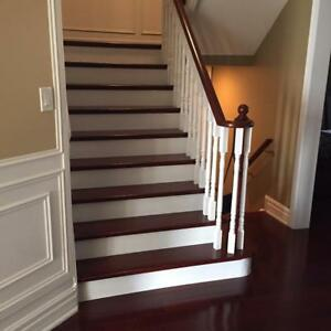 Professional Hardwood Flooring Installation and Finishing