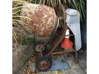 Concrete Mixer Vintage winget
