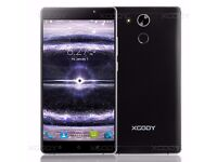 "XGODY Smartphone 6"" Unlocked Android 5.1 Dual SIM Quad Core 3G For Mobile Phone"