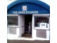 Several studio art spaces available - on Brighton seafront