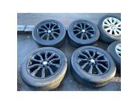 "20"" land Range Rover sport vogue discovery alloy wheels alloys rims tyres defender Vw transporter"