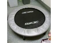 90cm Reebok trampoline or bouncer