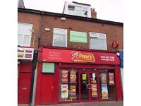Retail Unit, West Road,Fenham, Newcastle upon Tyne, NE4 9QB