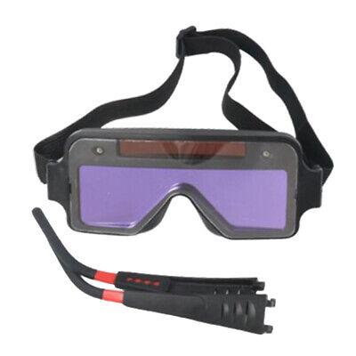 Auto Darkening Lcd Welding Helmet Mask Goggles Solar Welder Eyes Glasses Eye
